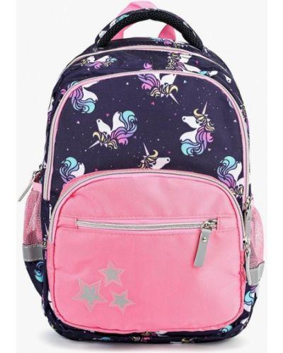 Синий рюкзак текстильный Acoola
