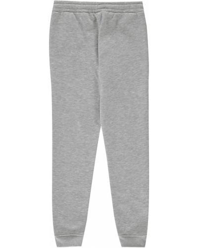 Szare spodnie dresowe casual La Gear