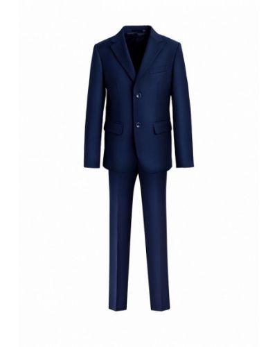 Синий костюм Stenser