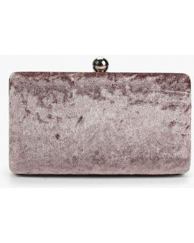 Розовый клатч 2018 Menbur