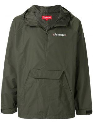 Anorak kurtka z kapturem z logo Supreme
