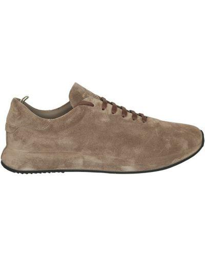 Sneakersy - szare Officine Creative