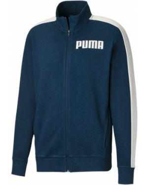 Толстовка на молнии спортивная с логотипом Puma