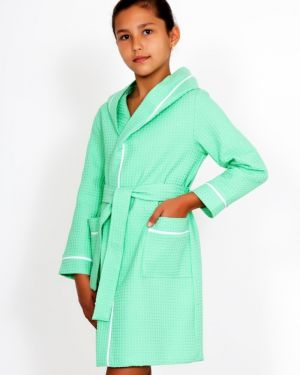 Халат с капюшоном Lika Dress