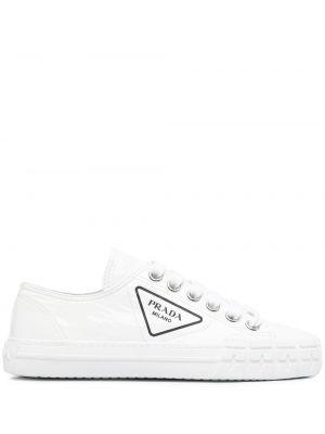 Sneakersy, biały Prada