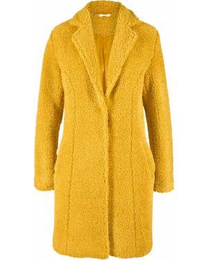 Пальто плюшевое пальто Bonprix