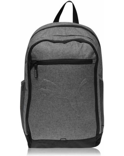 Plecak na laptopa szkolny z siateczką Puma