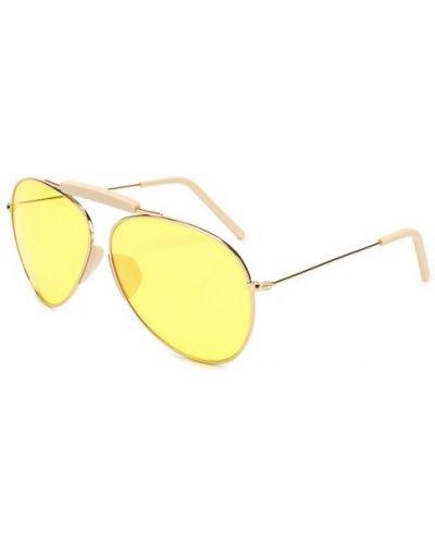 Солнцезащитные очки металлические Acne Studios