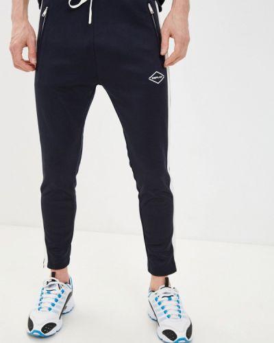 Синие спортивные брюки Replay