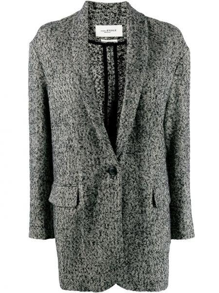 Черный пиджак с манжетами Isabel Marant étoile