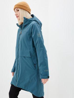 Утепленная куртка - зеленая Outventure