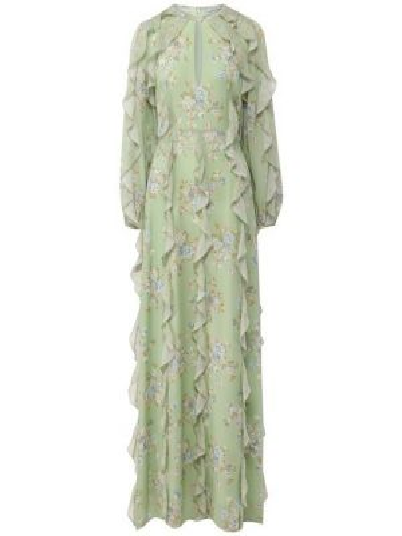 Платье шелковое Vilshenko