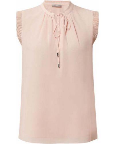 Różowa bluzka z szyfonu Jake*s Collection