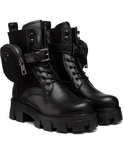 Ботинки - черные Lifexpert