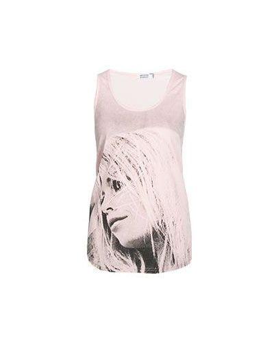 Хлопковая майка - розовая Brigitte Bardot