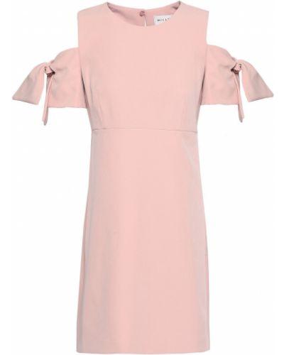 Różowa sukienka mini Milly