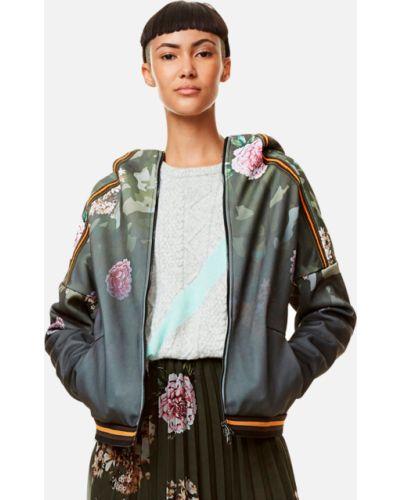 Куртка с вышивкой Desigual