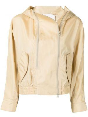 Куртка с капюшоном - желтая 3.1 Phillip Lim