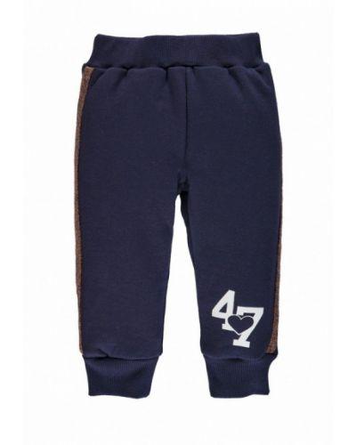 Синие брюки спортивные Mek