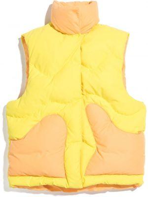 Kamizelka bez rękawów - żółta Erl Kids