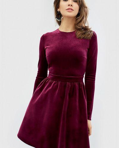 Вечернее платье - бордовое Cardo