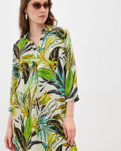 Бежевая блузка Betty Barclay