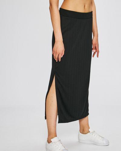 Черная юбка карандаш Adidas Originals