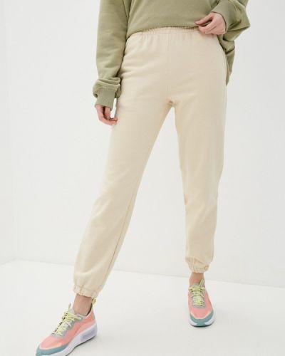 Бежевые спортивные брюки Imocean