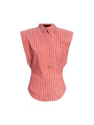 T-shirt bawełniana - biała Isabel Marant