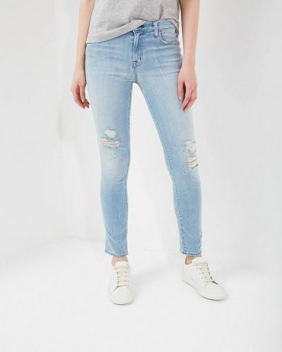 Голубые джинсы J Brand