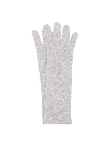 Перчатки длинные шелковые тонкие Inverni