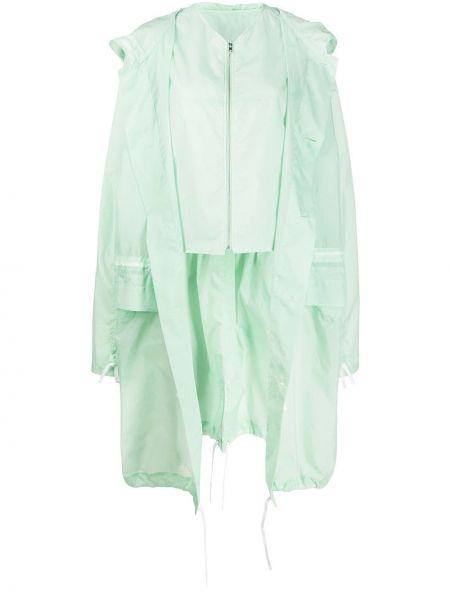 Płaszcz przeciwdeszczowy - zielony Colville