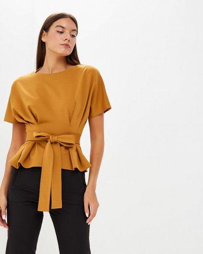 Желтая блузка Tutto Bene