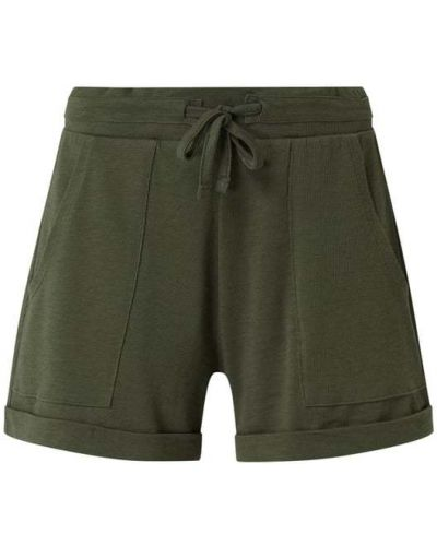 Zielone szorty bawełniane Edc By Esprit