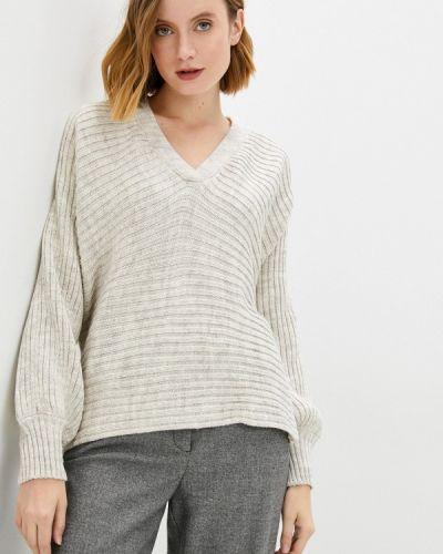 Пуловер - бежевый Leotex