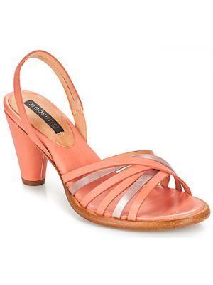 Różowe sandały Neosens