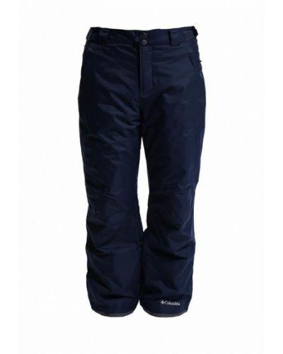 Синие горнолыжные брюки Columbia