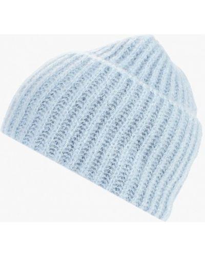Голубая шапка осенняя Sela