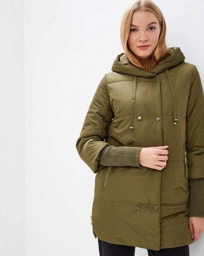 Утепленная куртка демисезонная осенняя Tom Farr