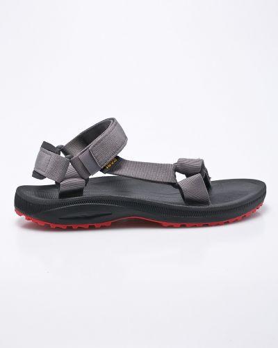 Серые сандалии Teva