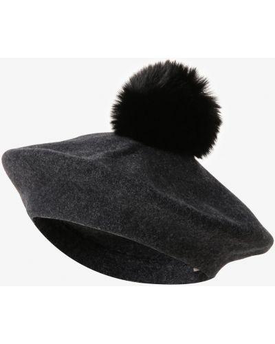 Szara czapka Loevenich