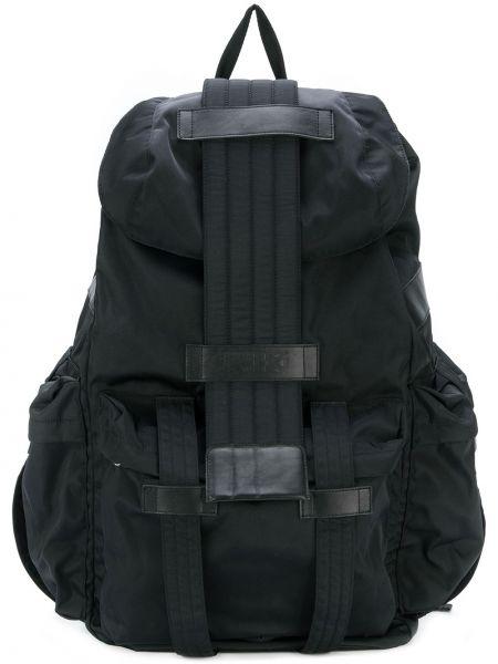 Черная нейлоновая сумка Ktz