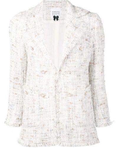 Удлиненный пиджак Edward Achour Paris