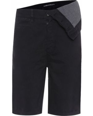 Теплые джинсовые шорты со стразами Y/project