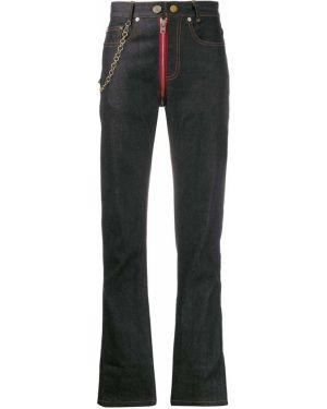 Укороченные джинсы в стиле бохо Zilver