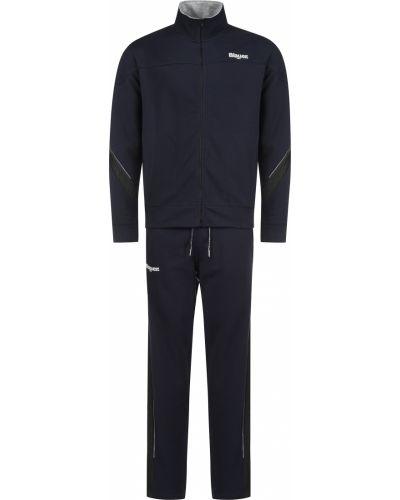 Спортивный костюм синий Blauer
