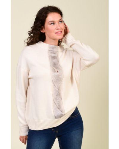 Шерстяной пуловер Pezzo