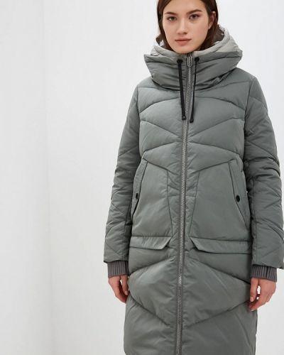 Пуховик - серый Snowimage