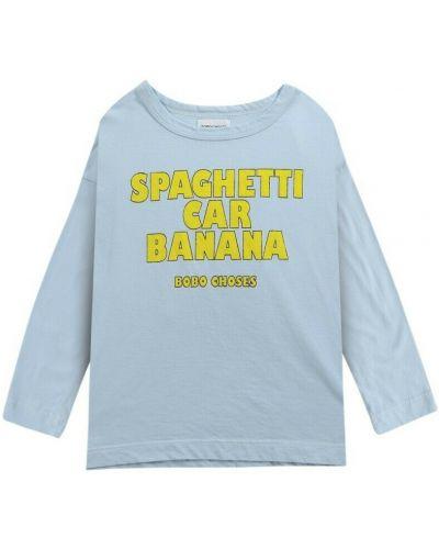 Niebieska t-shirt Bobo Choses