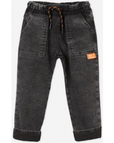 Черные джинсовые джинсы Gloria Jeans